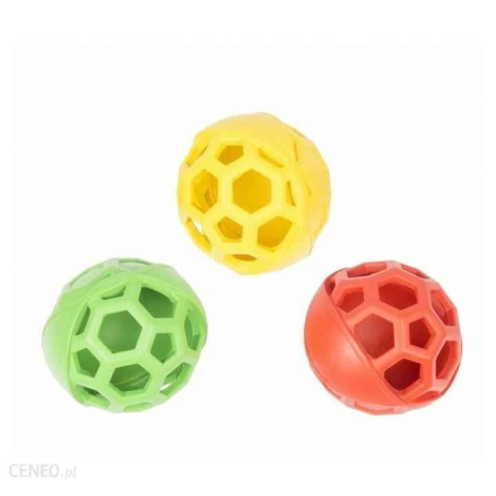 Duvo+ Zabawka Piłka Rugby Geometryczna 7Cm 400023