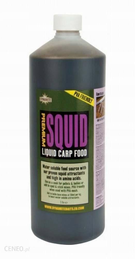 Dynamite Baits Squid Liquid 1l
