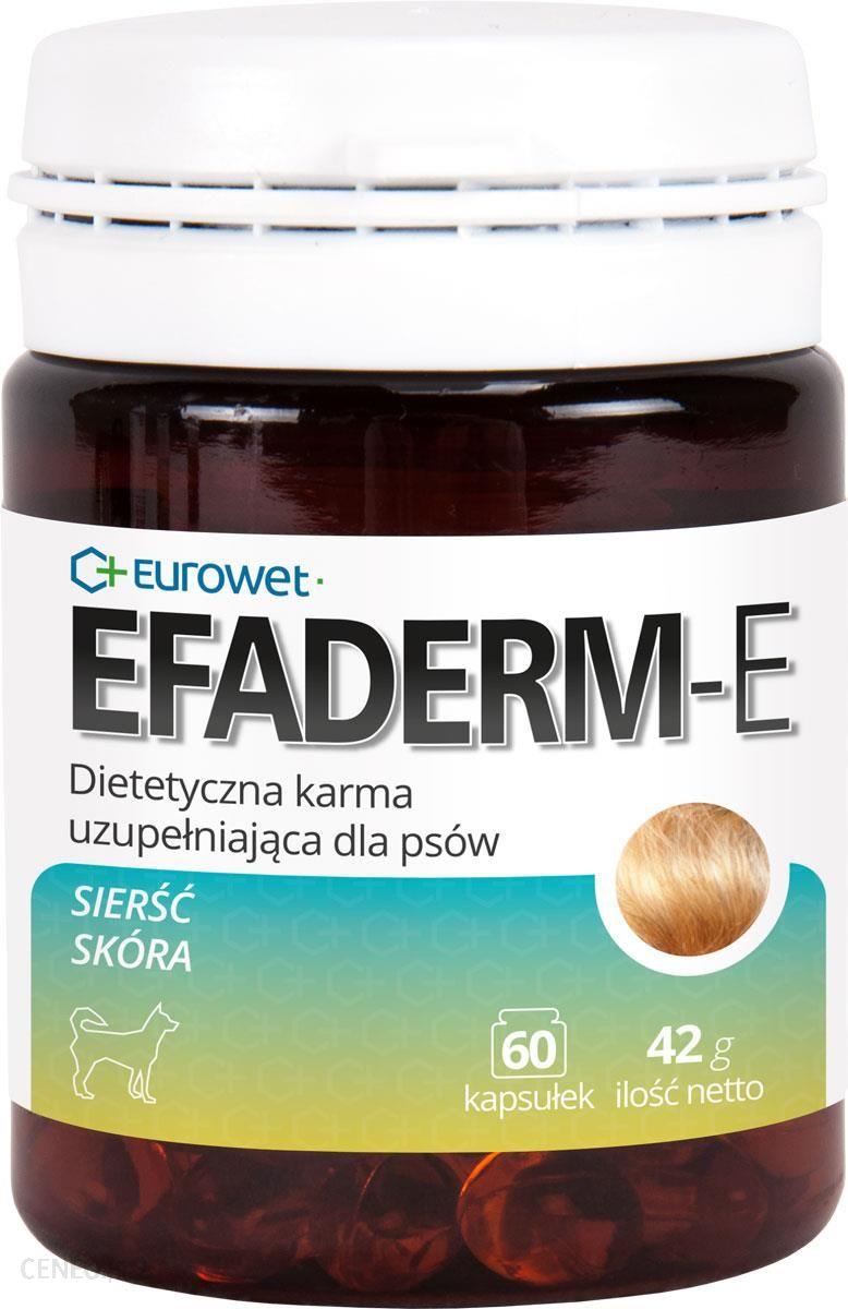 Efaderm-E-Tabletki 60 Szt.Pies