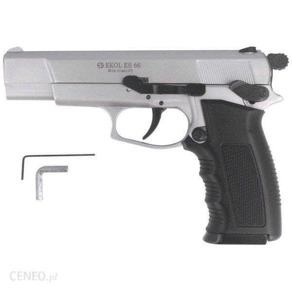Ekol Pistolet Wiatrówka Voltran Es 66 White 4