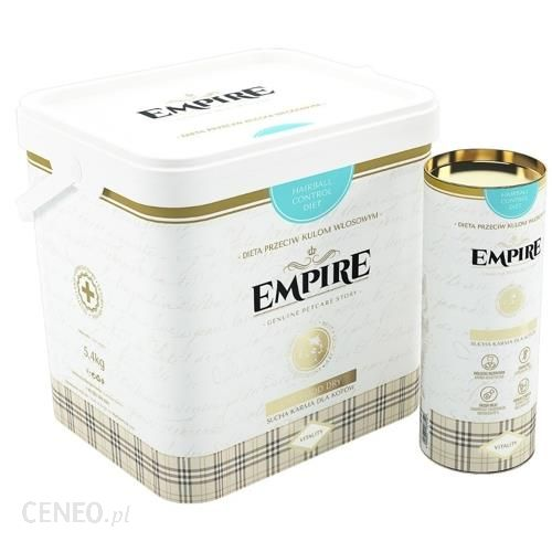 EMPIRE hairball control diet 340g