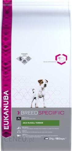 Eukanuba Breed Nutrition Jack Russell Terrier Adult 2kg