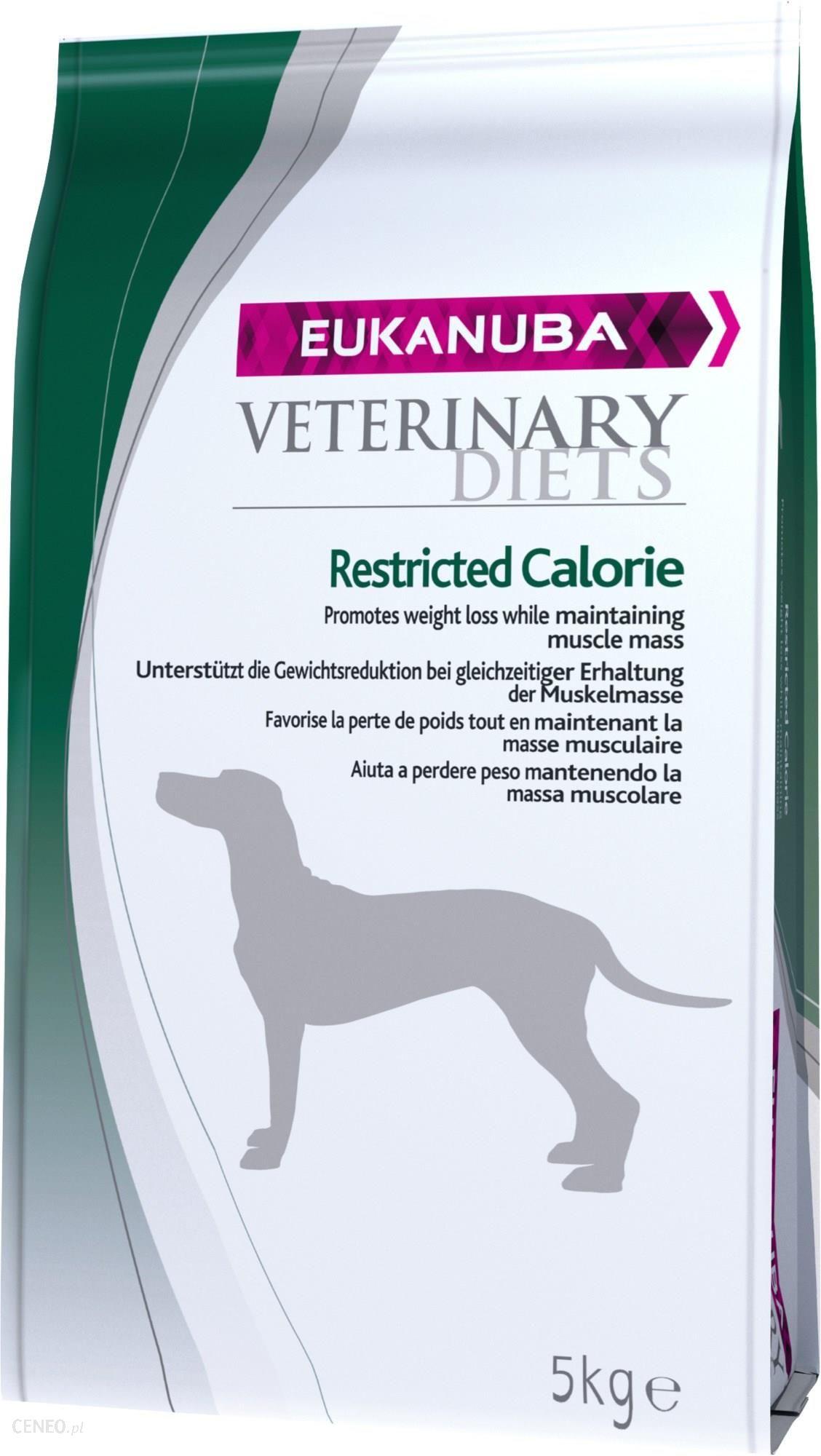 Eukanuba Veterinary Diets Adult Restricted Calorie 5kg