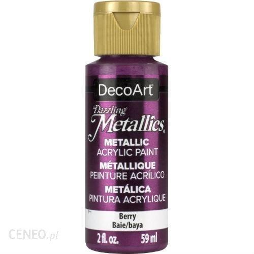 Farba Dazzling Metallics 59ml jagodowy JAGO