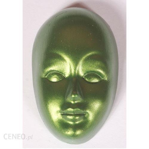 Farba metaliczna 50ml zielona jasna ZIELJAS