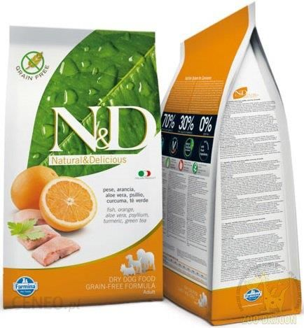 Farmina N&D Fish & Orange Adult 7Kg