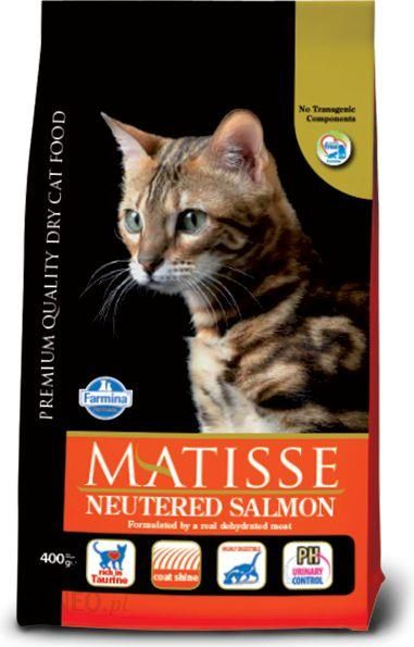 FARMINA PET FOODS Matisse Neutered Łosoś 1
