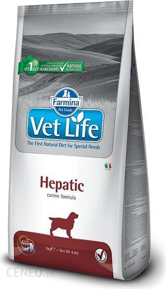 FARMINA PET FOODS Vet Life Hepatic Canine 12kg