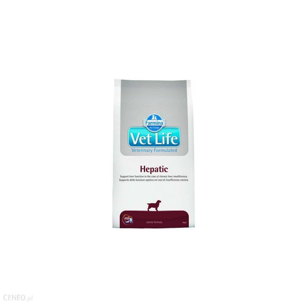 FARMINA VET LIFE HEPATIC DOG 2x12KG
