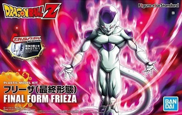 FIGURE RISE DBZ FINAL FORM FRIEZA (NEW BOX)