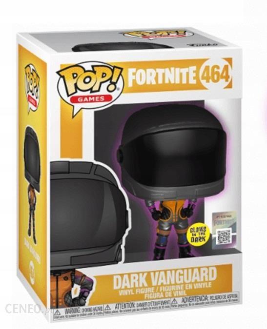 FIGURKA FUNKO POP FORTNITE S2 DARK VANGUARD - 464