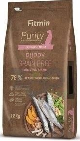 Fitmin Purity GF Puppy Fish 12kg