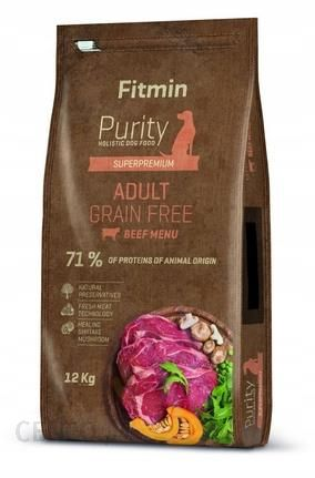 Fitmin Purity Grain Free Adult Beef 2Kg