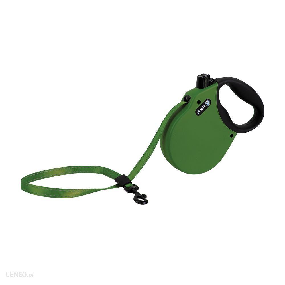 Flexi Smycz Design Sznurek Xs 3M 8Kg Zielona