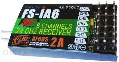 Flysky Odbiornik Fs-Ia6 6Ch 2.4Ghz (Fsia6)