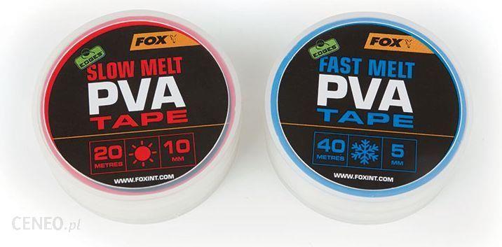 Fox Edges Slow Melt Pva Tape 10Mm X 20M (Cpv081)