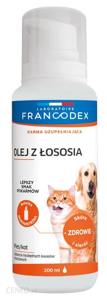 Francodex Olej Z Łososia 200Ml
