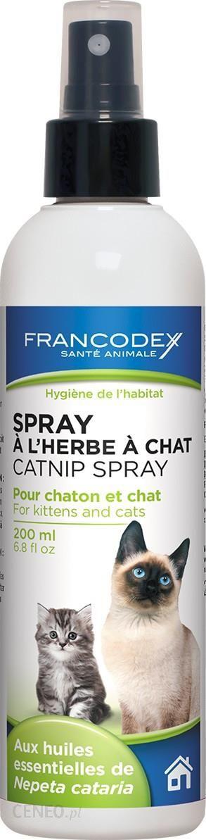 Francodex Spray Repelent Dla Kotów 200Ml