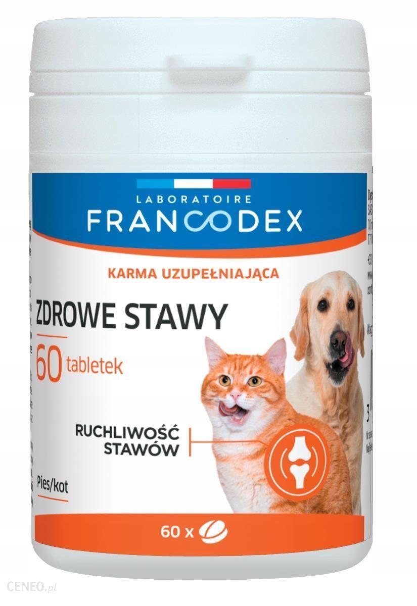 Francodex Zdrowe stawy dla psów 60szt