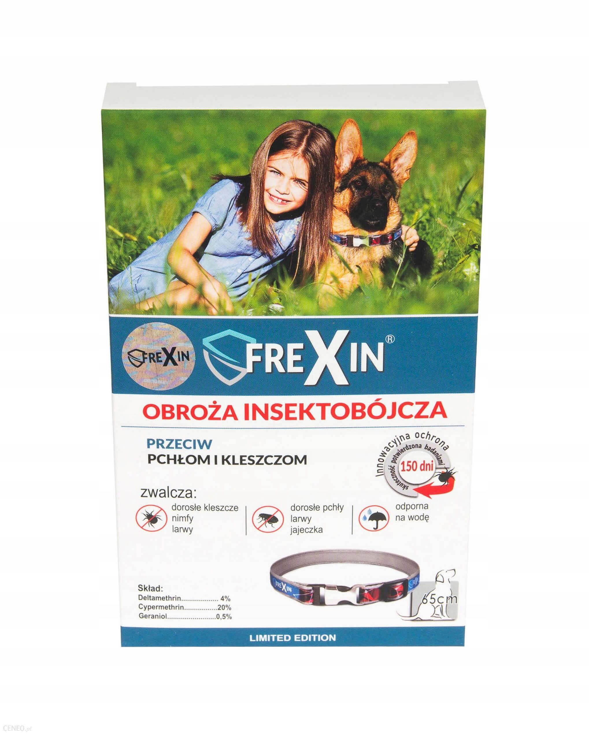 Frexin Obroża Owadobójcza 65Cm