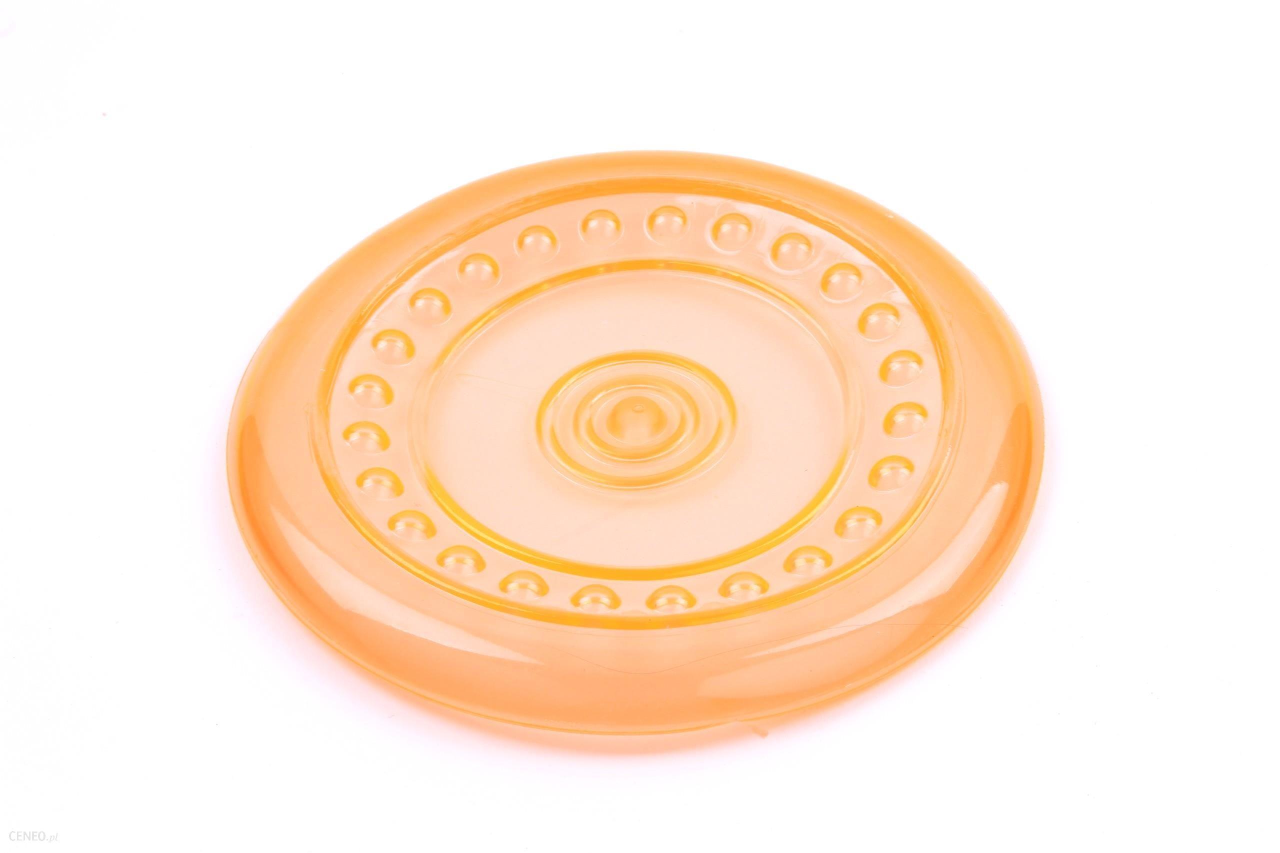 Frisbee Dysk Ringo Aport dla psa Orange 15