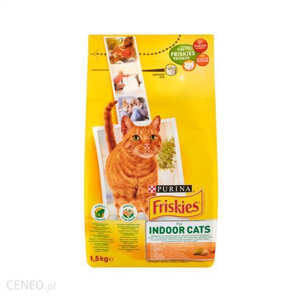 Friskies Cat Indoor 1
