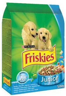 Friskies Junior 500g