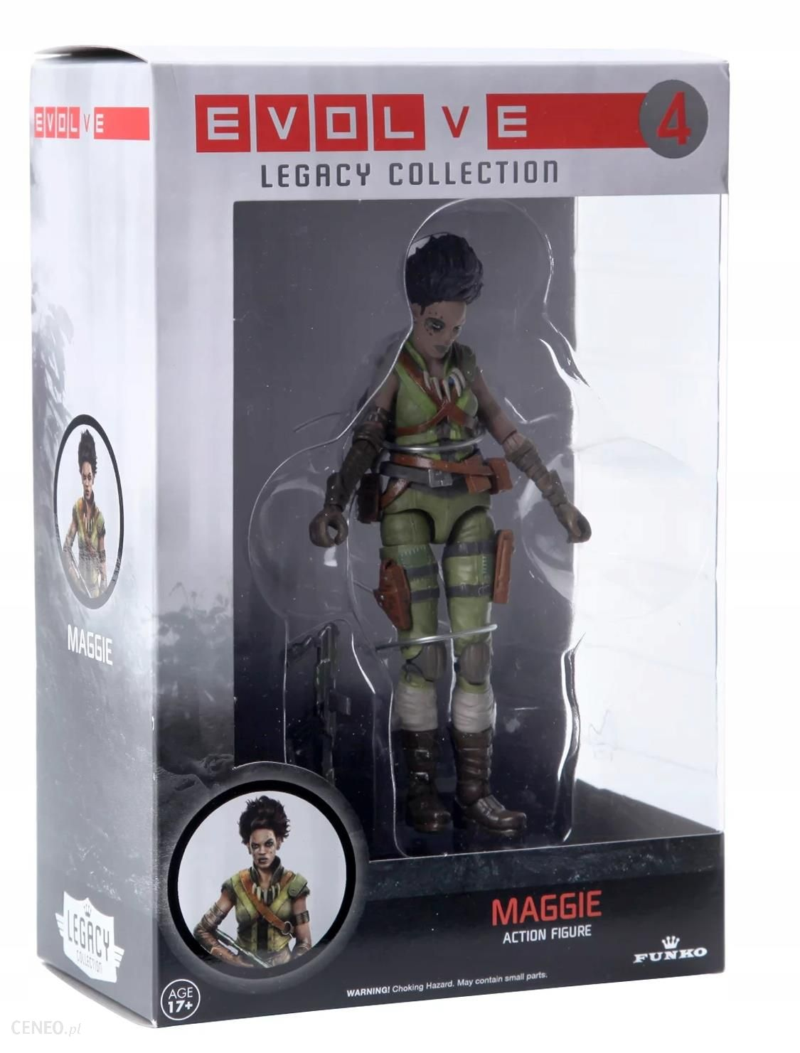 Funko Action Legacy Collection Evolve Maggie 15Cm