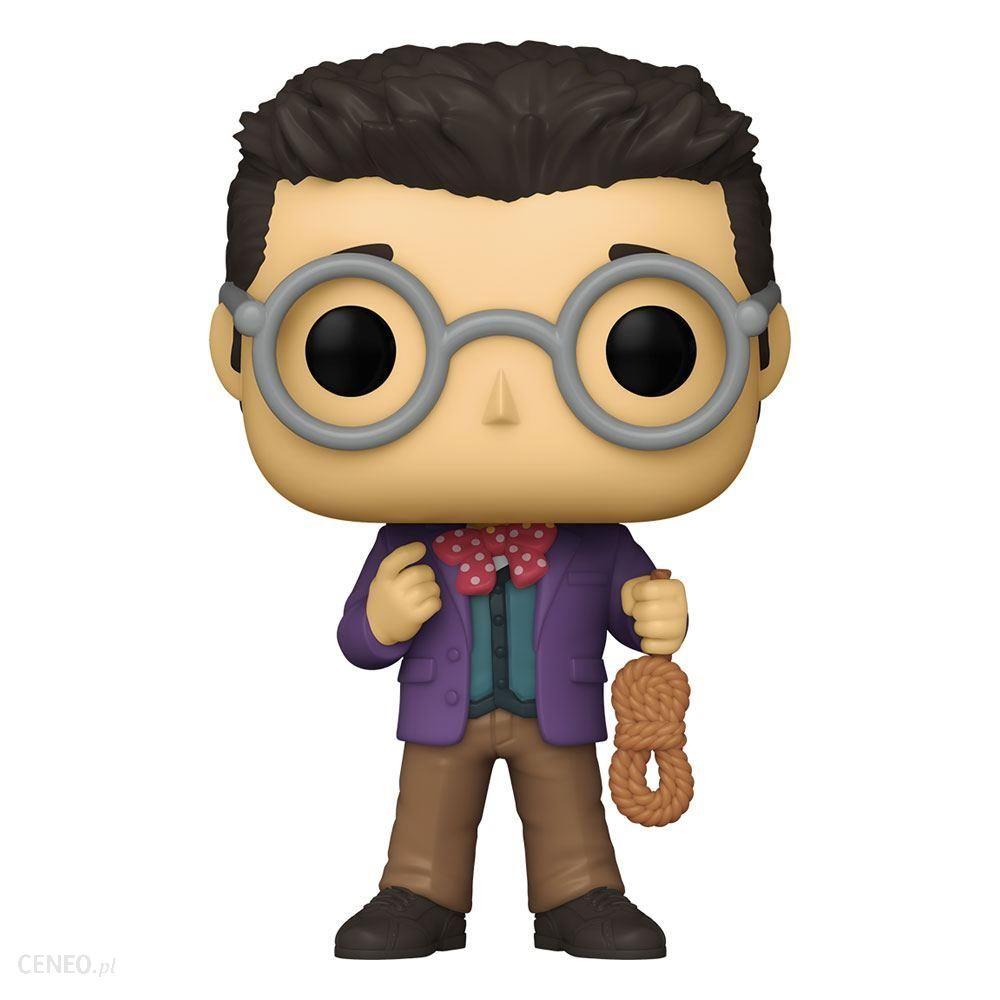 Funko Clue Pop! Professor Plum W/Rope 9Cm