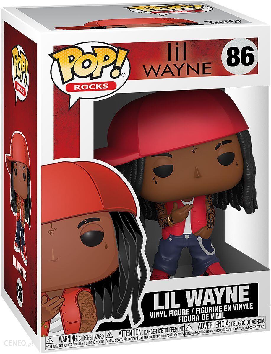Funko Lil Wayne Lil Wayne Rocks Vinyl Figure 86 Pop