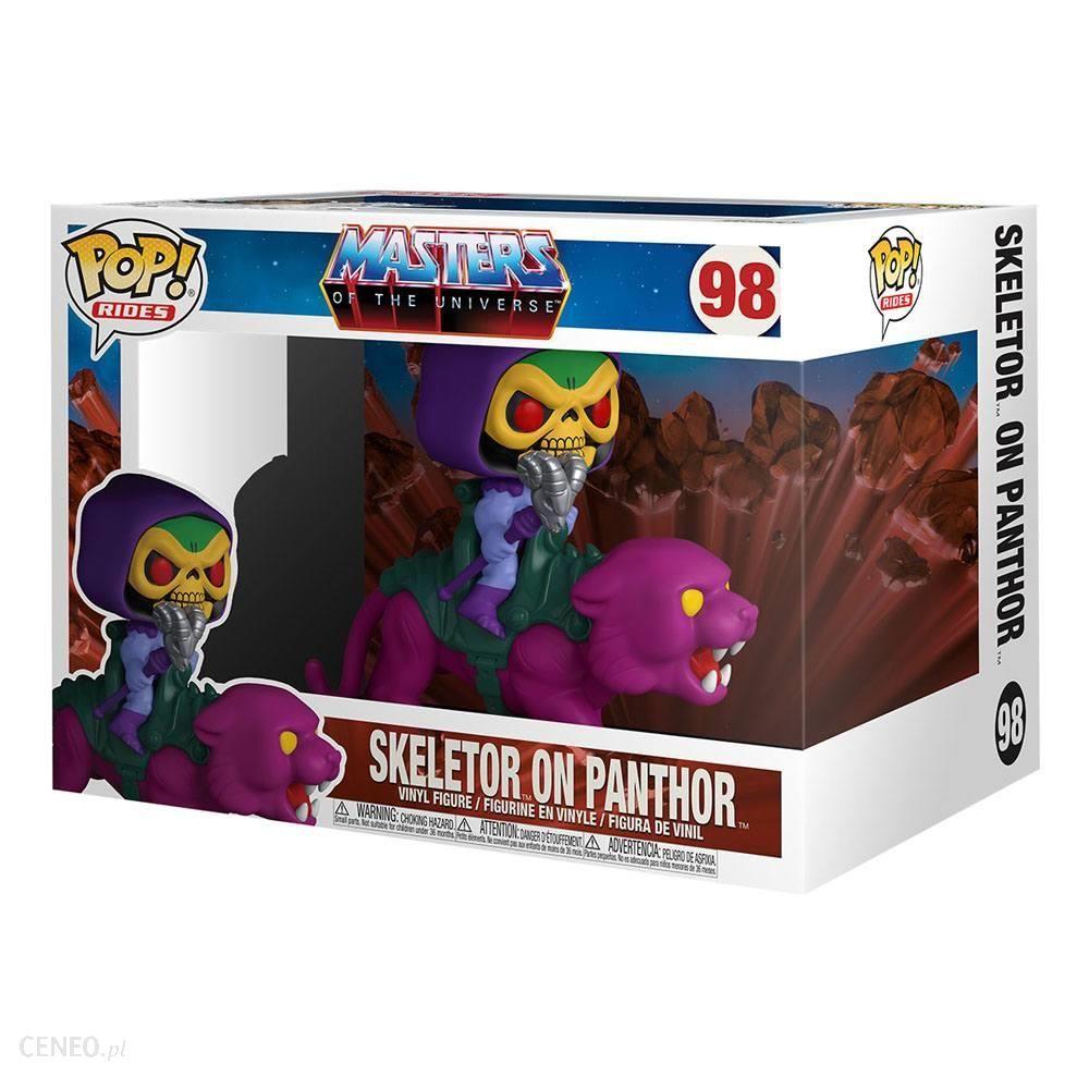 Funko Masters Of The Universe Pop! Skeletor On Panthor 18Cm Nr 98