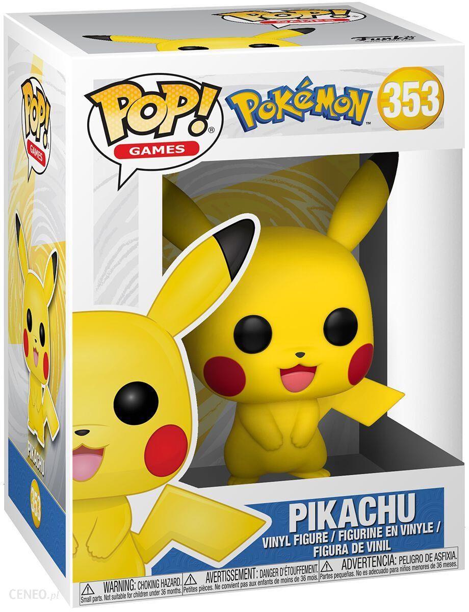 Funko Pokémon Pikachu Vinyl Figure 353 Pop