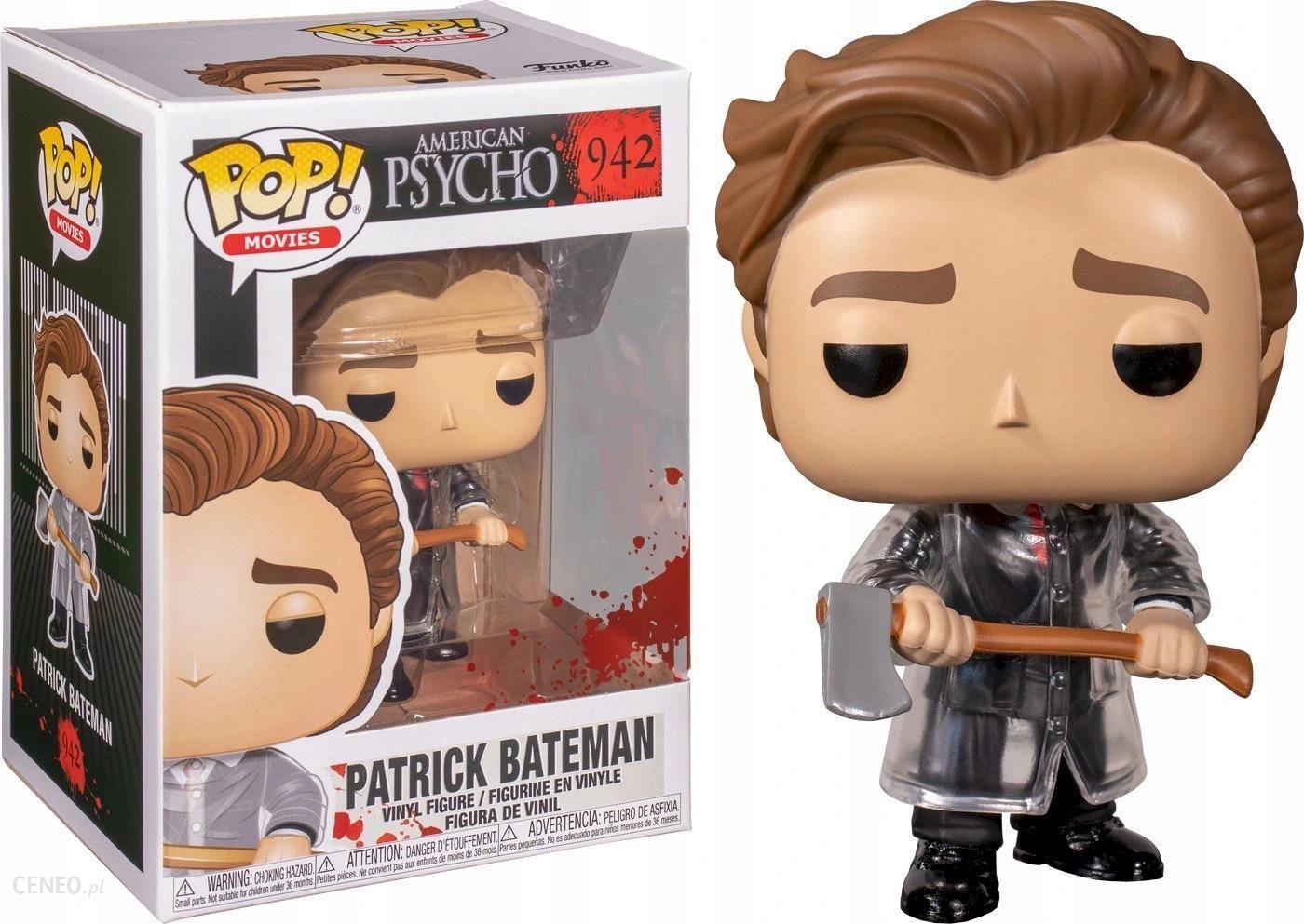 Funko Pop! American Psycho Patrick Bateman 942