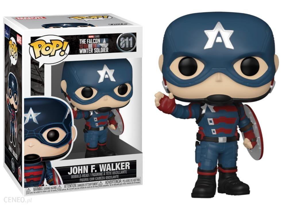 Funko Pop Figurka The Falcon And Winter Soldier Captain America