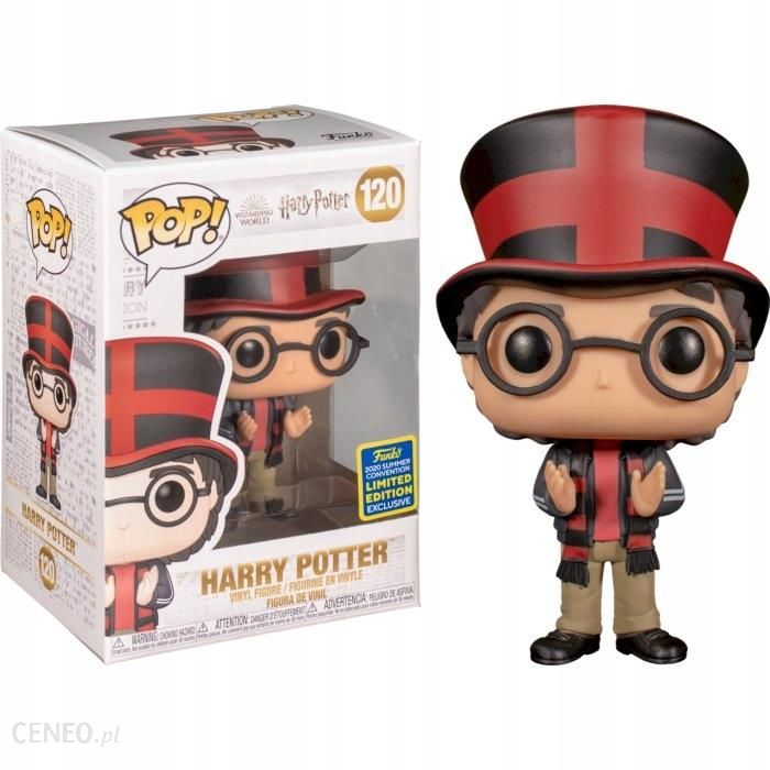 FUNKO POP! FUNKO POP HARRY POTTER AT QUIDDITCH WORLD CUP 120