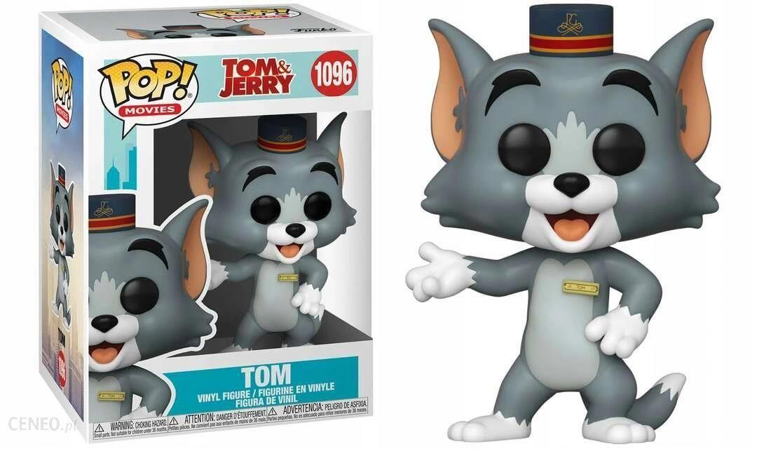 Funko Pop Funko Pop Tom&Jerry Tom 1096