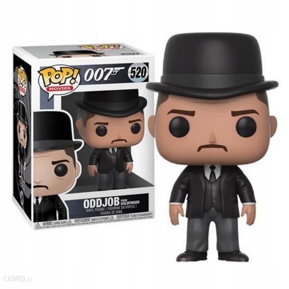 Funko POP! James Bond 007 ODDJOB 24H -30% winyL