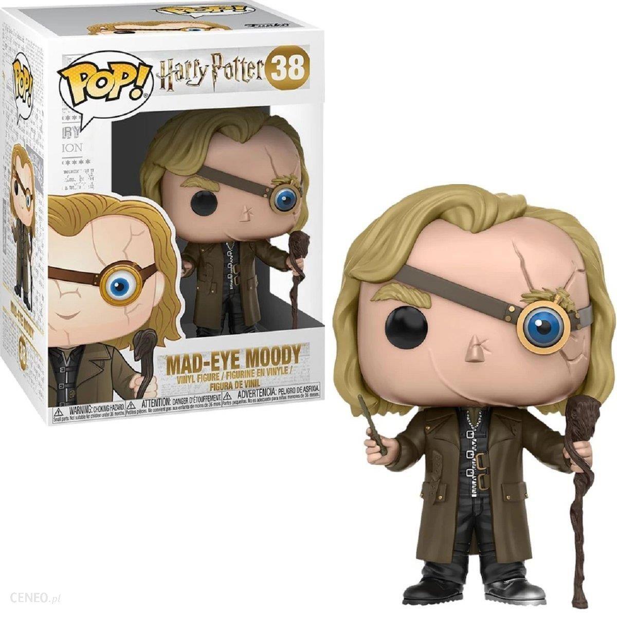 Funko Pop Pop Figurka Kolekcjonerska Harry Potter- Alastor Mad Eye Moody