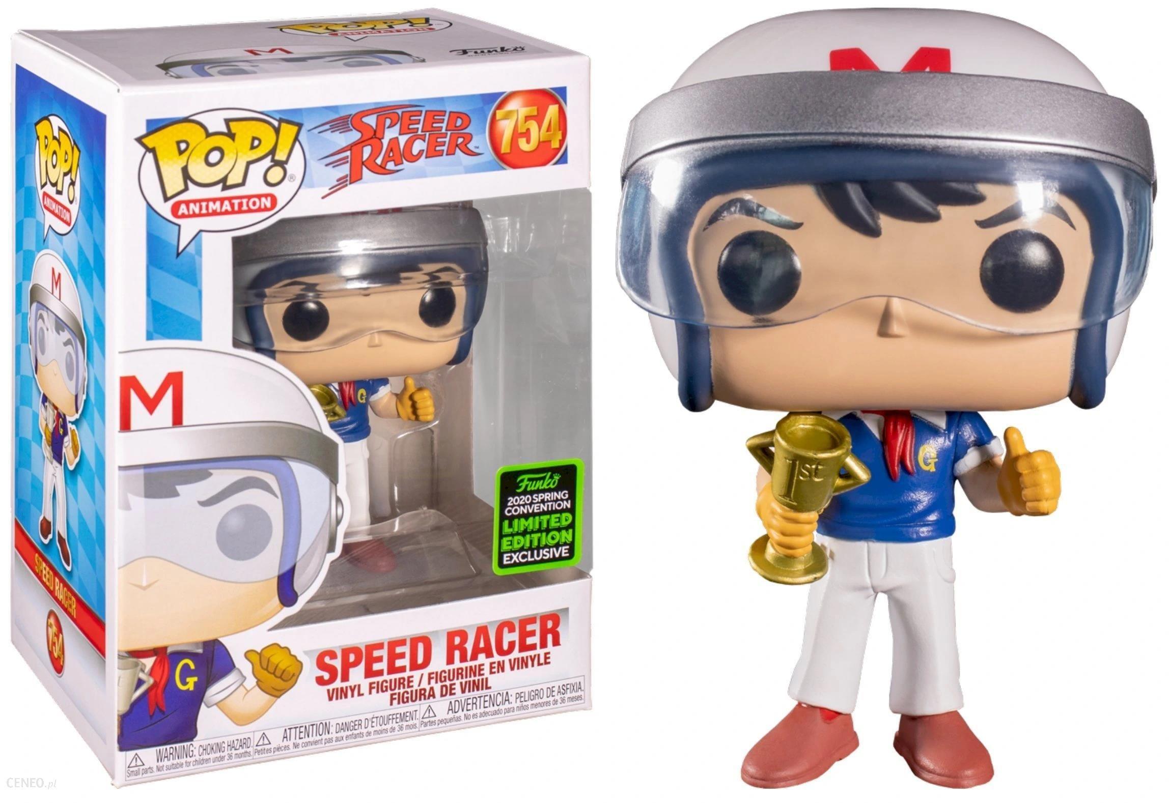 Funko Pop! Pop Speed Racer 754