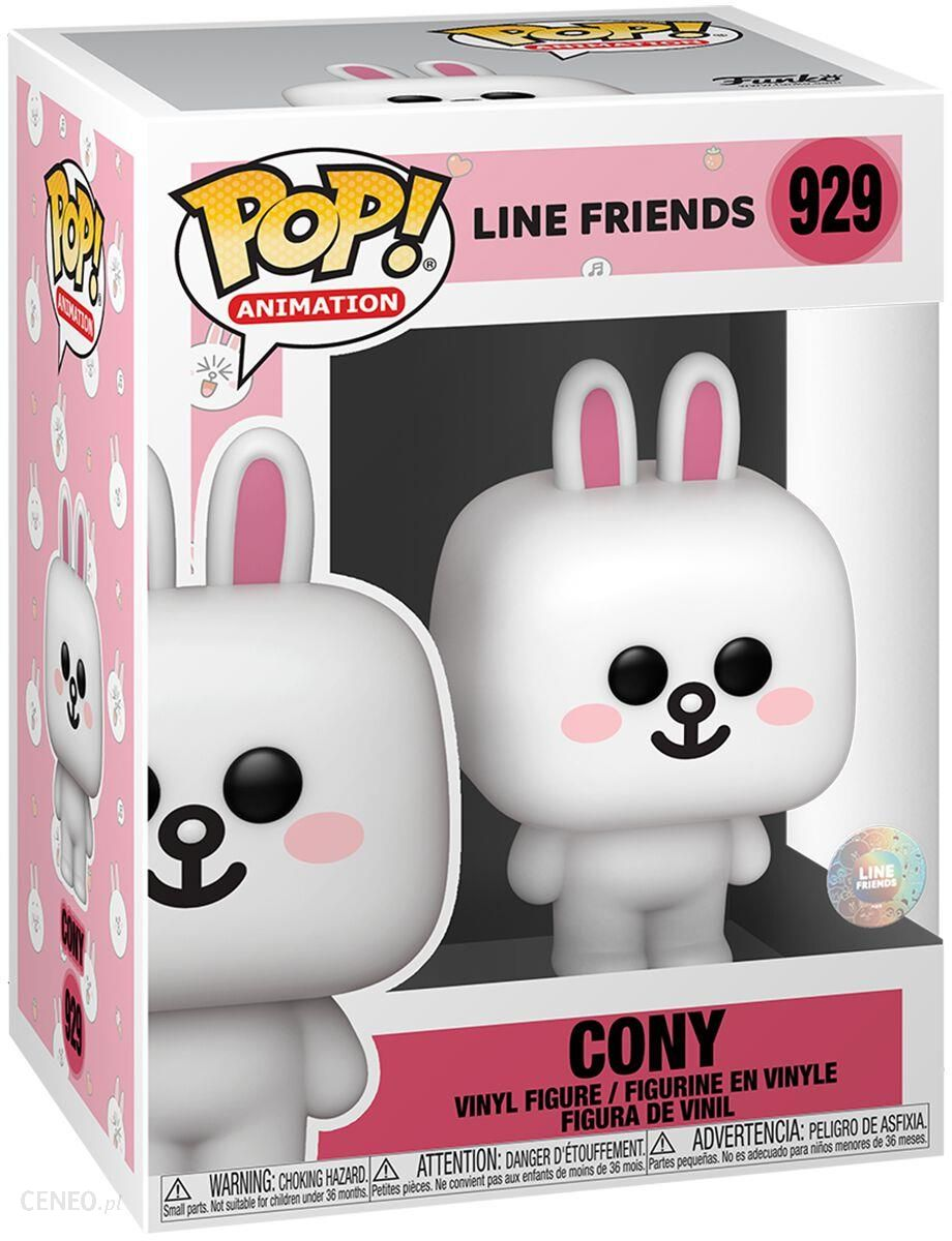 Funko Pop! Vinyl Line Friends Cony 929