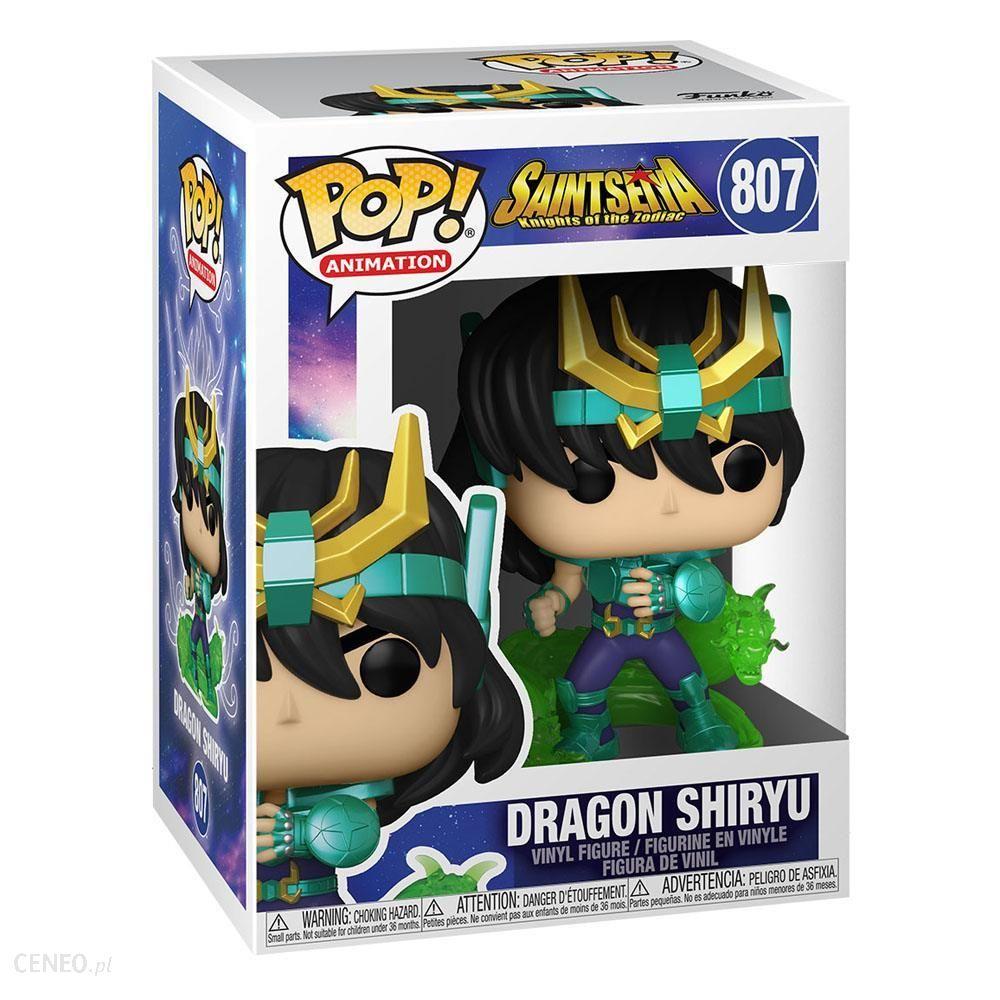 Funko Saint Seya Pop! Dragon Shiryu 9cm Nr 807