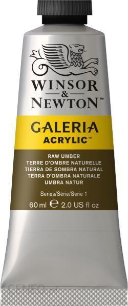 Galeria 60ml RAW UMBER Farba akrylowa