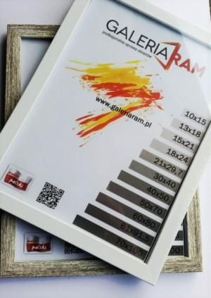 GALERIA RAM Rama z tworzywa WIK 10x15 22 KOLORY