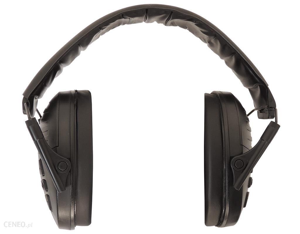 Gamo Ochronniki Słuchu Pasywne - Czarne (6212462)