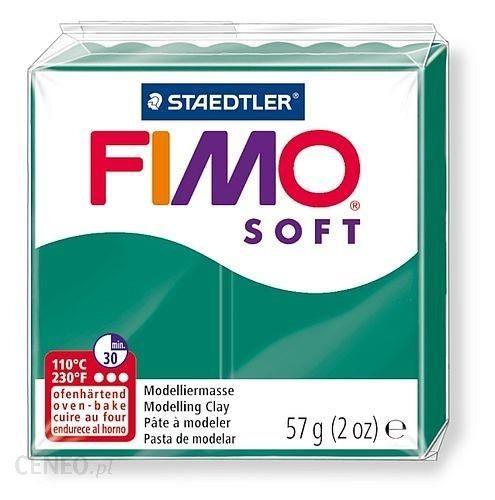 Gdd Masa Termoutw. 57G Fimo Soft Szmaragdowy (Gdd802056)