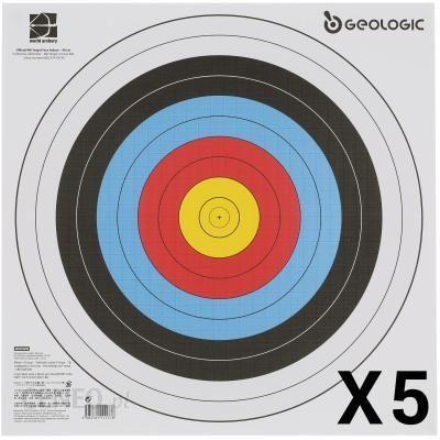 Geologic 5 Tarcz 40x40Cm