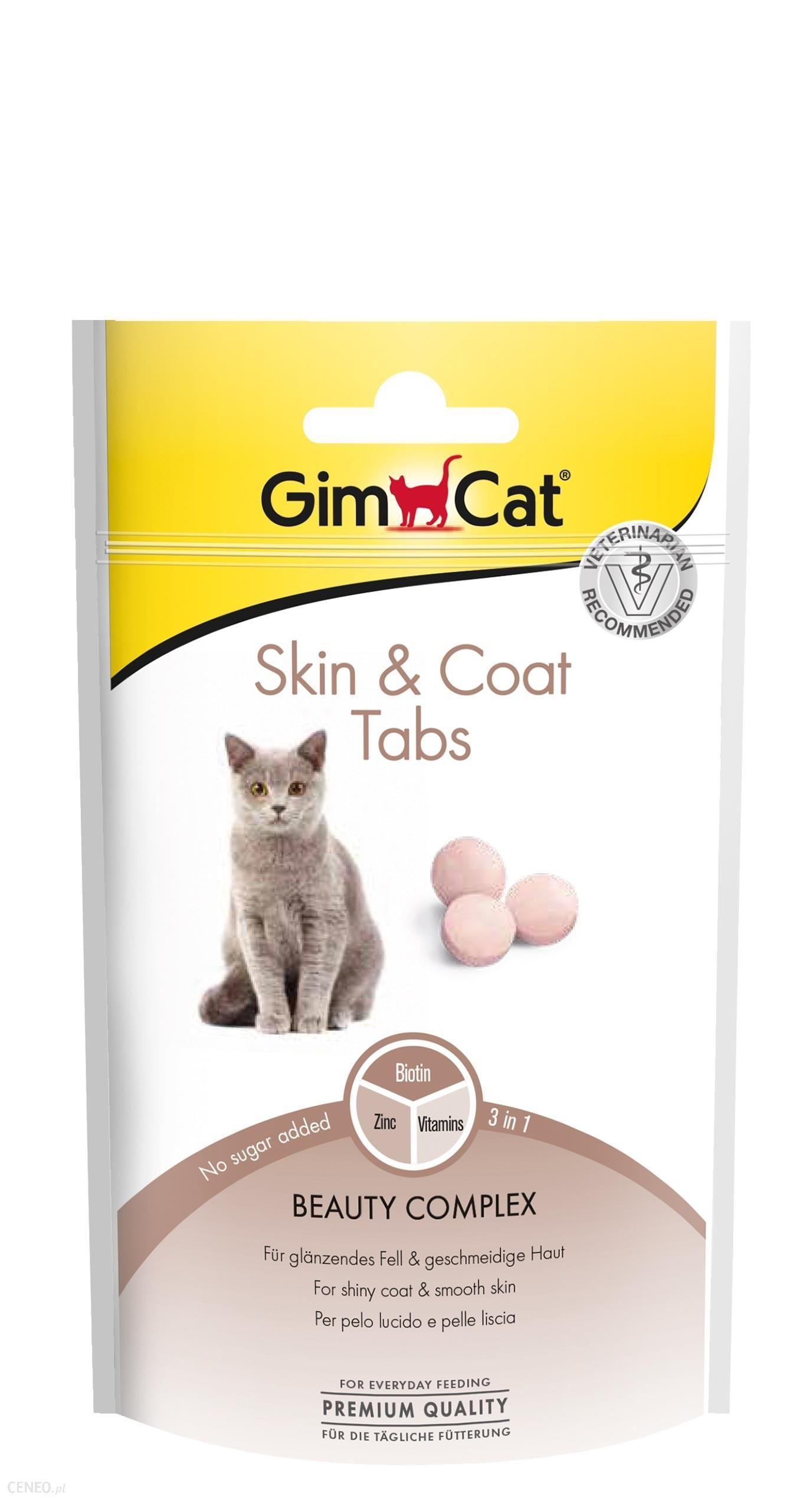 Gimborn GimCat Skin Coat Tabs 40G
