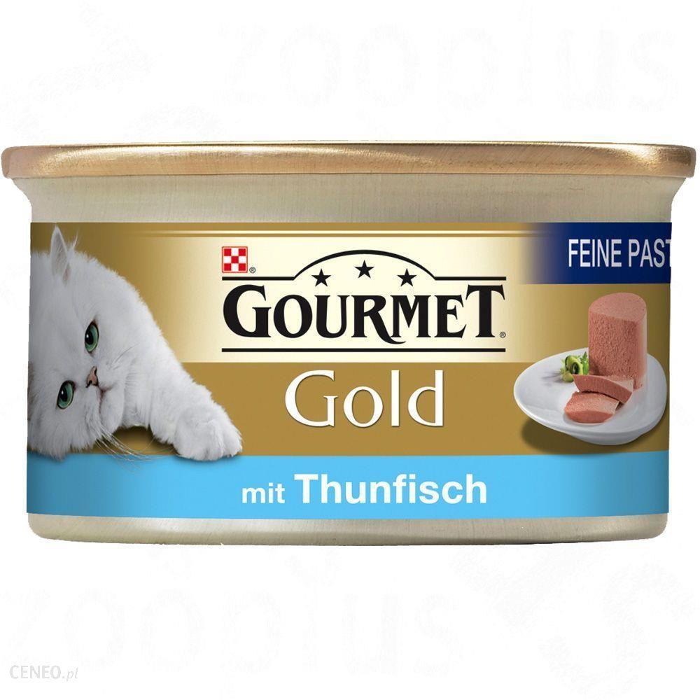 Gourmet Gold Mus z Wołowiną 12x85g