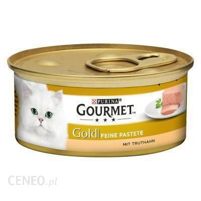 Gourmet Gold Pasztet 85G indyk
