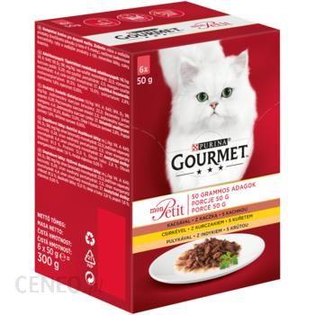 Gourmet Mon Petit Kolekcja Drobiowych Filecików 300g